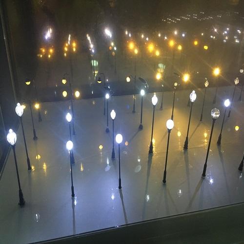 Mô hình đèn