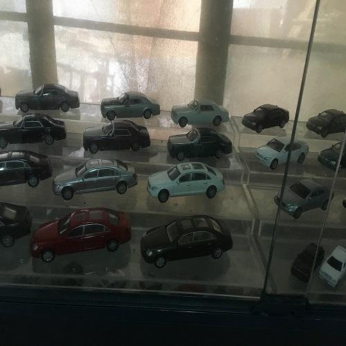 Mô hình xe