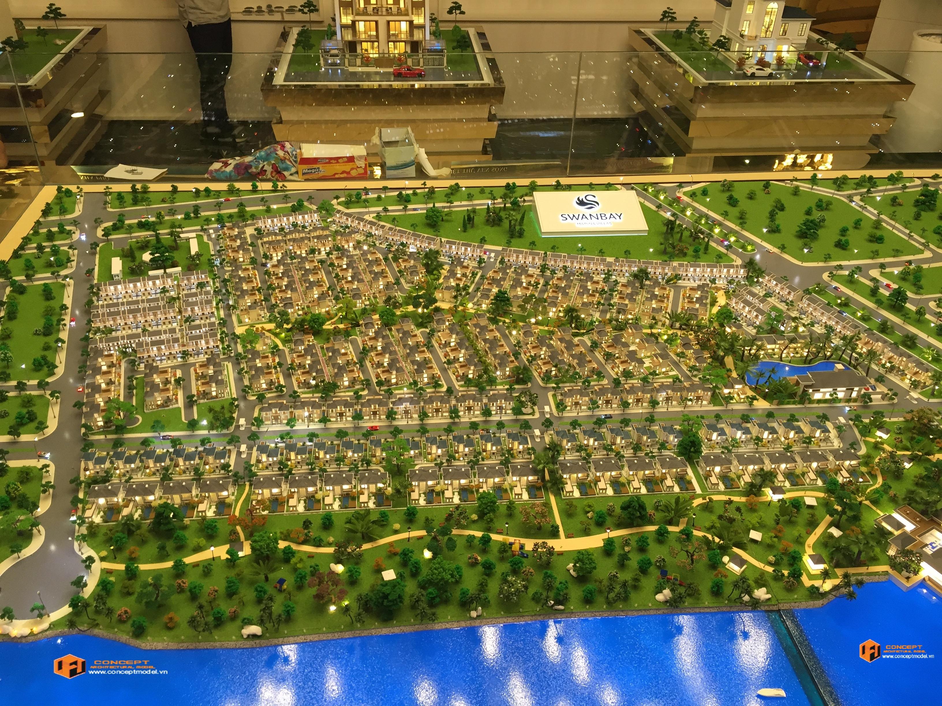 Dự án Swanbay Marina Villa tập đoàn SwanCity