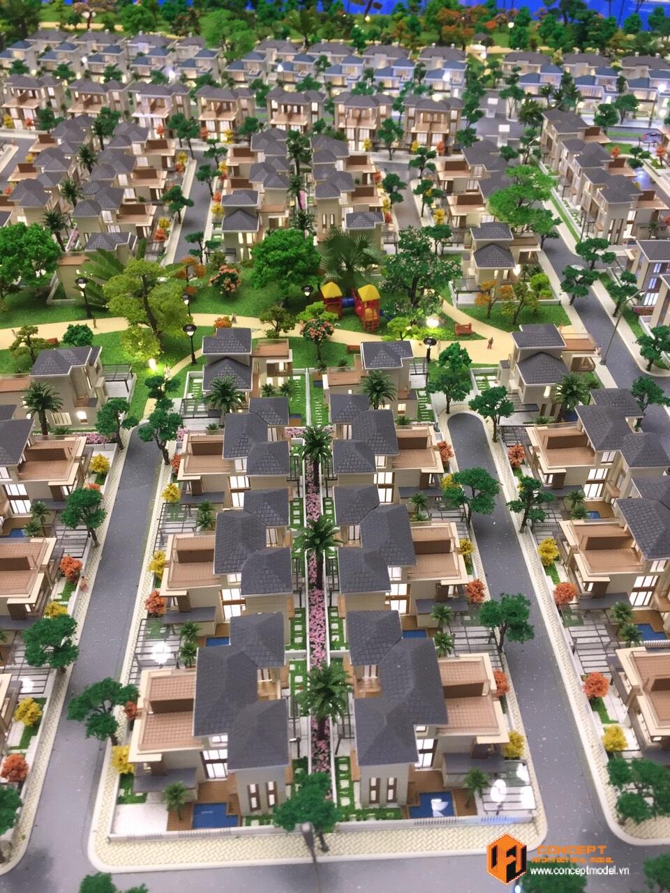 Dự án SwanBay Marina Villa City tập đoàn Swancity